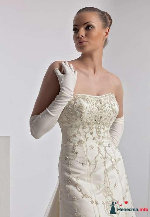 Мое платье! - фото 87918 Невеста Настенька