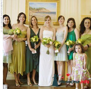 Фото 103266 в коллекции Зеленая свадьба - Невеста Настенька
