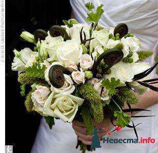 Фото 103302 в коллекции Зеленая свадьба - Невеста Настенька