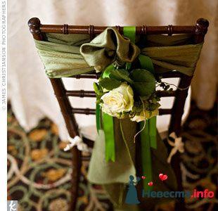Фото 103315 в коллекции Зеленая свадьба - Невеста Настенька