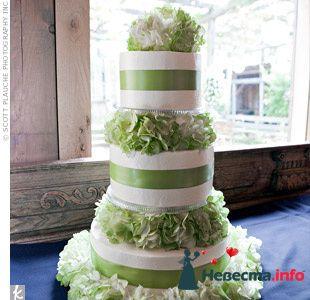 Фото 103335 в коллекции Зеленая свадьба - Невеста Настенька