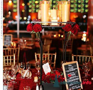 Фото 103362 в коллекции Красная свадьба!