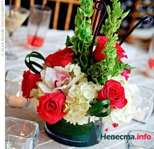 Фото 103363 в коллекции Красная свадьба! - Невеста Настенька