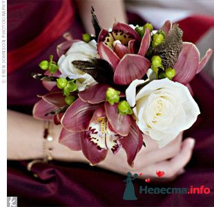 Фото 103376 в коллекции Красная свадьба! - Невеста Настенька