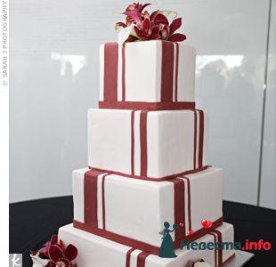 Фото 103395 в коллекции Красная свадьба! - Невеста Настенька