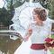 Невеста Евгения. Свадебный образ - Я.