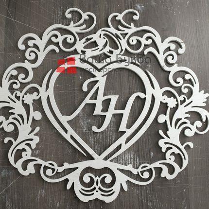 Свадебный герб под заказ