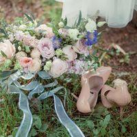 букет невесты, оформление свадьбы, свадебное платье
