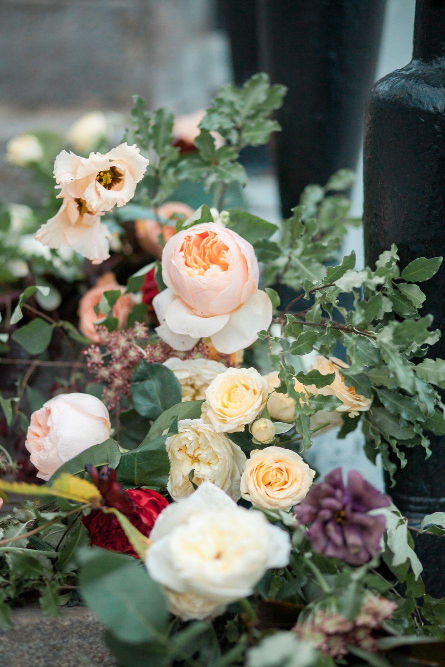 флористическая композиция, цветы, букет, букет невесты - фото 12952526 Flower vibes - мастерская флористики и декора