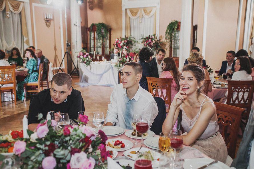 банкет, оформление банкета, флористика, декор ресторана - фото 13736698 Flower vibes - мастерская флористики и декора
