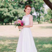 пионы невеста букет
