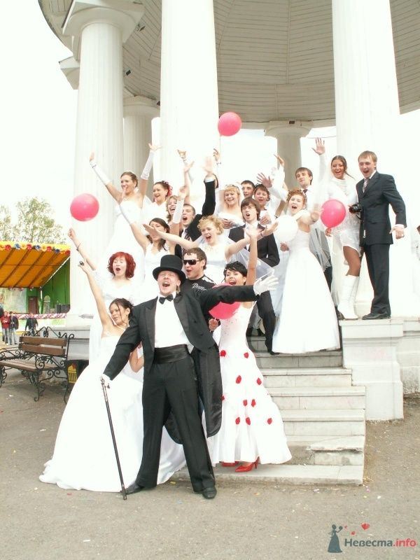 Фото 68996 в коллекции Свадебный Flashmob 1.