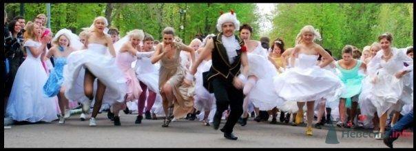 """Фото 69026 в коллекции Свадебный Flashmob 2 """"гламур и брутальность"""" - Организатор торжеств Антон Уткин"""