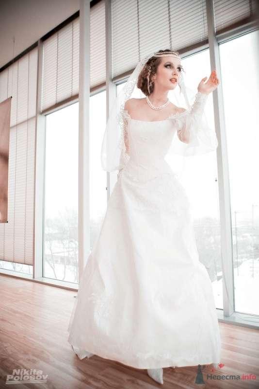 Фото 69585 в коллекции Журнальные фотосессии - Свадебный фотограф Никита Полосов