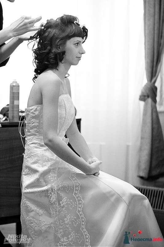 Фото 101377 в коллекции Свадебное портфолио - Свадебный фотограф Никита Полосов