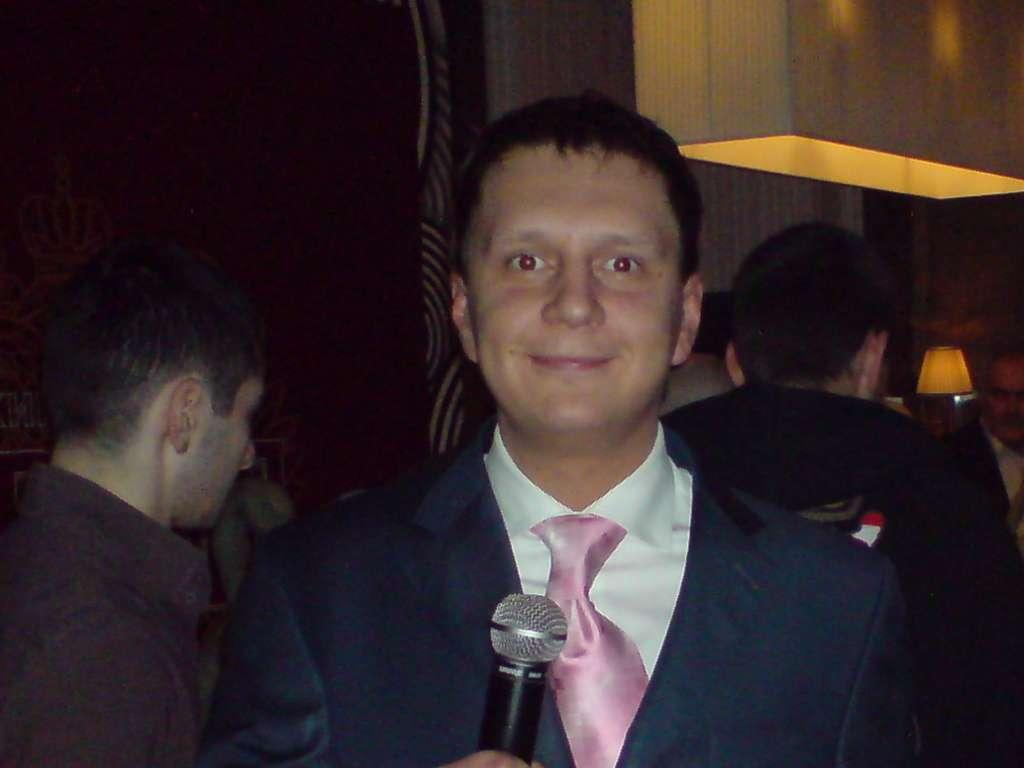 Фото 5391709 в коллекции Портфолио - Павел Будянский - ведущий на свадьбу