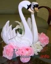 Лебеди 4000 руб.т. 8-951-86-88-187 - фото 70383 Украшения на свадебные авто