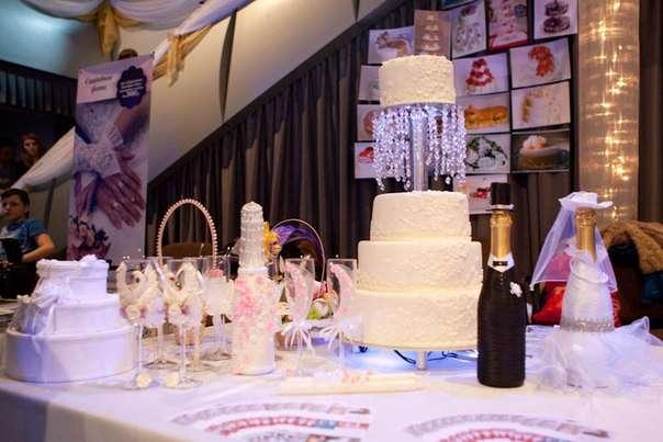 Фото 2205360 в коллекции Мои фотографии - Свадебные торты от Наталии Аржаковой
