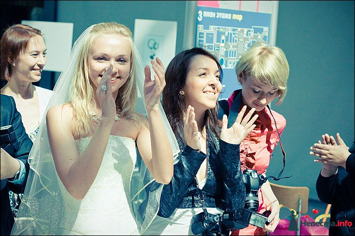 Фото 107732 в коллекции Первая выставка Свадебной фотографии в Перми