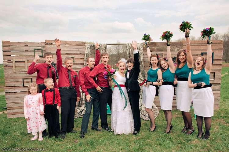 все вместе - фото 620570 Марина - платья подружкам невесты
