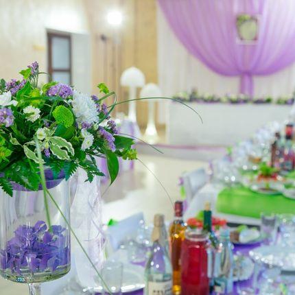 Проведение свадьбы, 6-6,5 часов