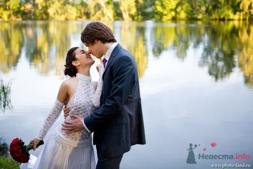 вечером - фото 4331 Свадебные фотоистории от Андрея Егорова