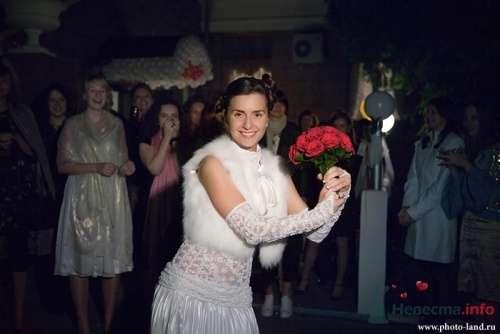 букет невесты - фото 4336 Свадебные фотоистории от Андрея Егорова