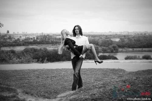 Фото 10485 в коллекции Love-Story: Любовь и голуби - Свадебные фотоистории от Андрея Егорова