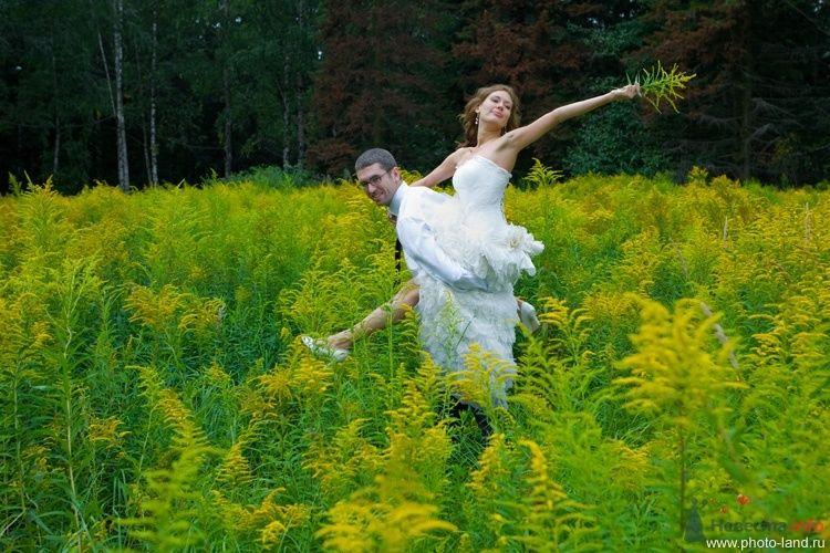 Фото 64235 в коллекции Свадьба Людмилы и Кирилла - Свадебные фотоистории от Андрея Егорова