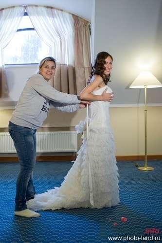 Фото 64264 в коллекции Свадьба Людмилы и Кирилла - Свадебные фотоистории от Андрея Егорова
