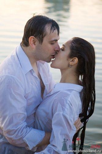 Фото 66734 в коллекции Пляжная лавстори Леры и Димы - Свадебные фотоистории от Андрея Егорова