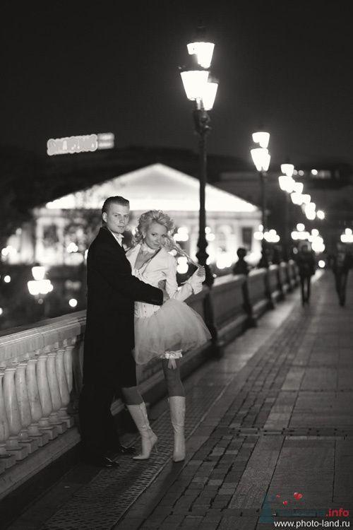 Елена и Александр (ГУМ, Москва) - фото 70710 Свадебные фотоистории от Андрея Егорова