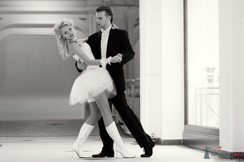 Елена и Александр (ГУМ, Москва) - фото 70728 Свадебные фотоистории от Андрея Егорова