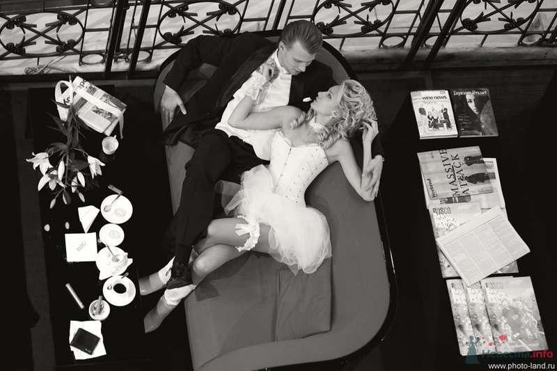 Елена и Александр (ГУМ, Москва) - фото 70733 Свадебные фотоистории от Андрея Егорова