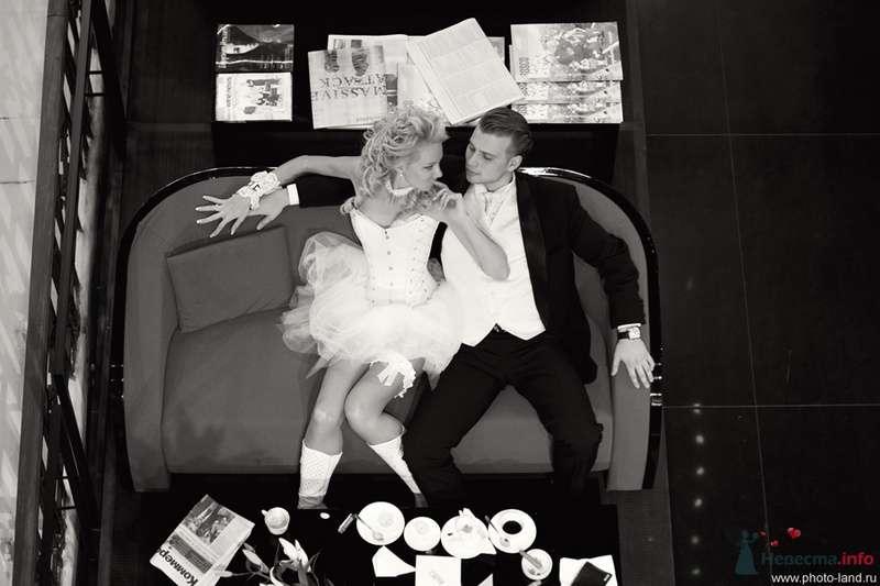 Елена и Александр (ГУМ, Москва) - фото 70734 Свадебные фотоистории от Андрея Егорова