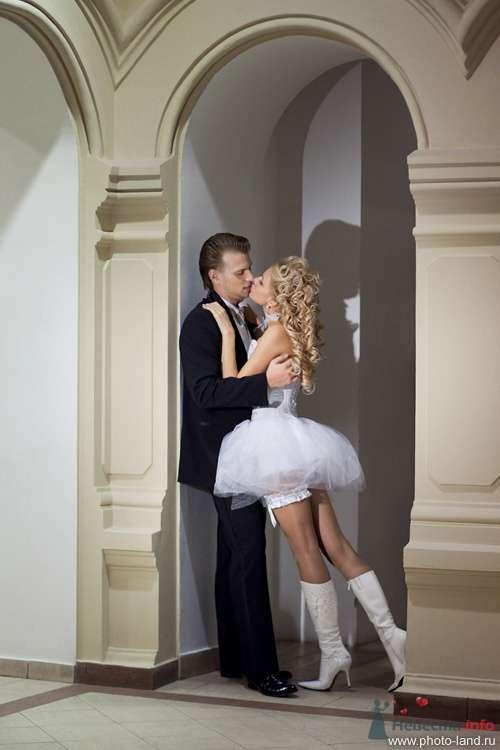 Лена и Саша, фотограф Андрей Егоров - фото 72409 Свадебные фотоистории от Андрея Егорова