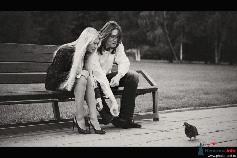 Love Story. Москва - фото 88128 Свадебные фотоистории от Андрея Егорова