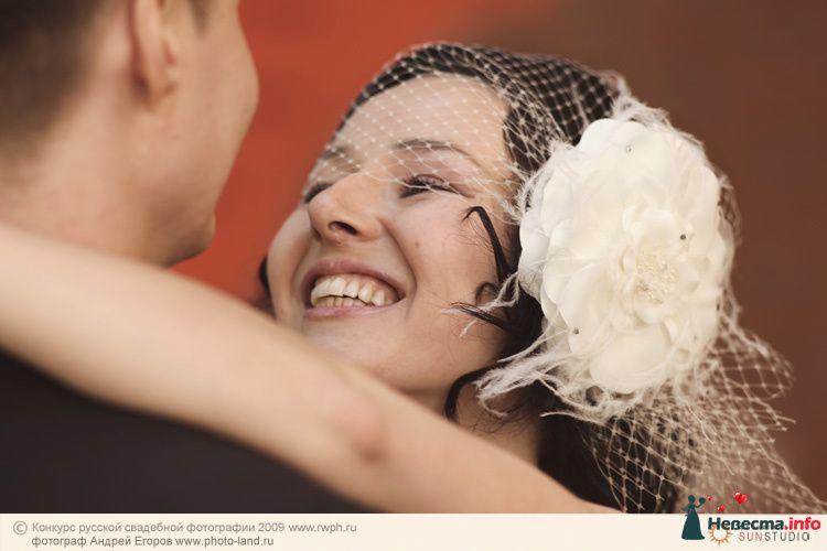 Свадебная прогулка по улочкам Москвы - фото 91278 Свадебные фотоистории от Андрея Егорова