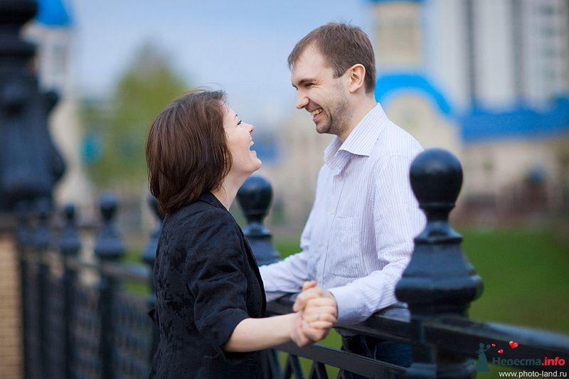 Счастливые будни Анны и Владимира - фото 103649 Свадебные фотоистории от Андрея Егорова