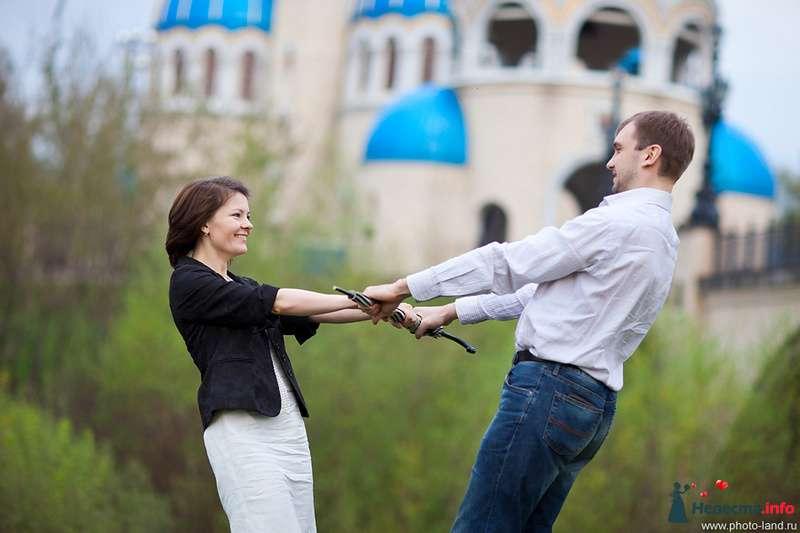 Счастливые будни Анны и Владимира - фото 103657 Свадебные фотоистории от Андрея Егорова