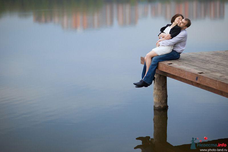 Счастливые будни Анны и Владимира - фото 103661 Свадебные фотоистории от Андрея Егорова