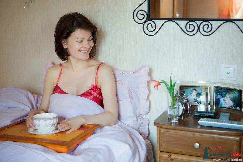 Счастливые будни Анны и Владимира - фото 103668 Свадебные фотоистории от Андрея Егорова