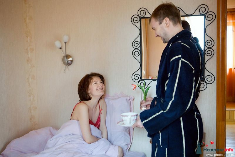 Счастливые будни Анны и Владимира - фото 103671 Свадебные фотоистории от Андрея Егорова