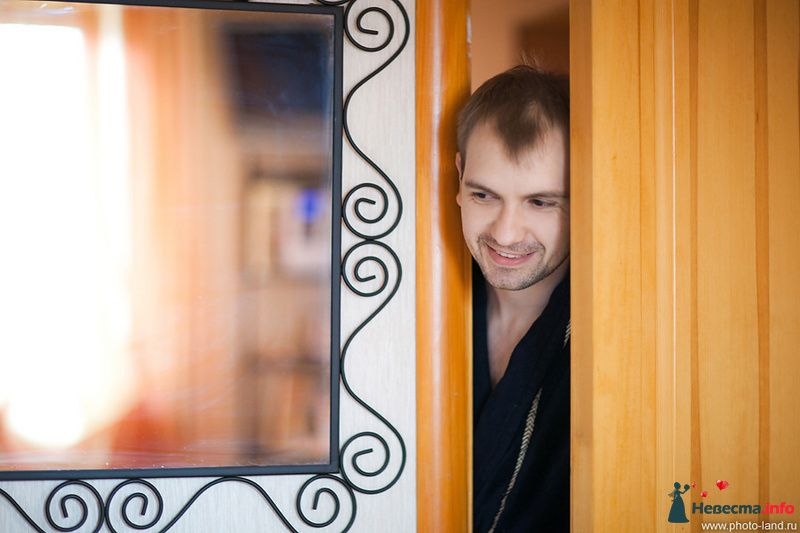 Счастливые будни Анны и Владимира - фото 103675 Свадебные фотоистории от Андрея Егорова