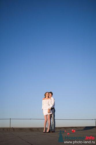 Love Story на крыше - фото 94831 Свадебные фотоистории от Андрея Егорова