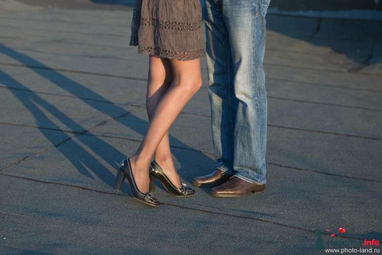 Love Story на крыше - фото 94844 Свадебные фотоистории от Андрея Егорова
