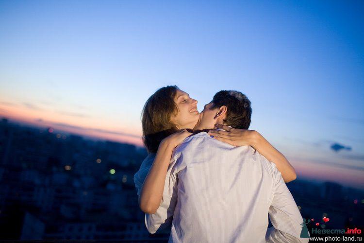 Love Story на крыше - фото 94851 Свадебные фотоистории от Андрея Егорова