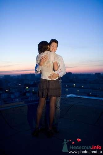 Love Story на крыше - фото 94883 Свадебные фотоистории от Андрея Егорова