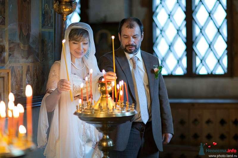 Венчание. Москва - фото 96375 Свадебные фотоистории от Андрея Егорова