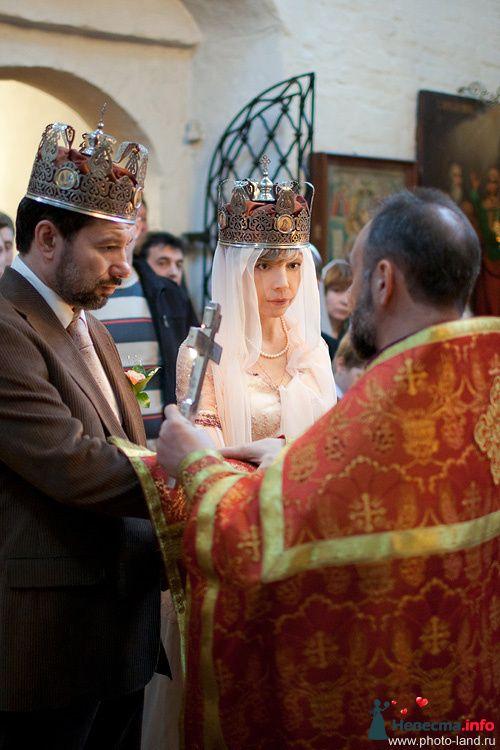 Венчание. Москва - фото 96407 Свадебные фотоистории от Андрея Егорова